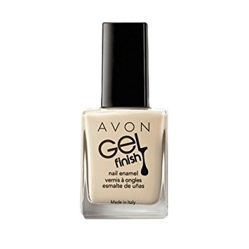 Avon Gel Finish in Creme Brûlée