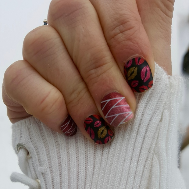 Jamberry Wraps for Valentine's Day