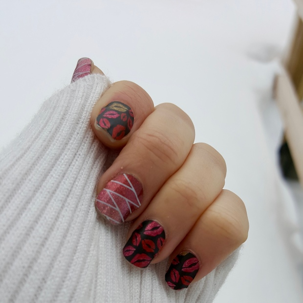 Valentine's Day Mani Monday