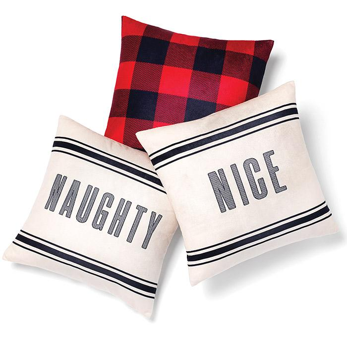 Pillow Set NOW $14.99!
