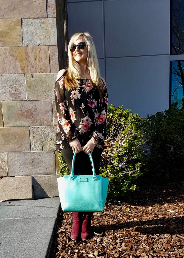 Spring Forward With Florals