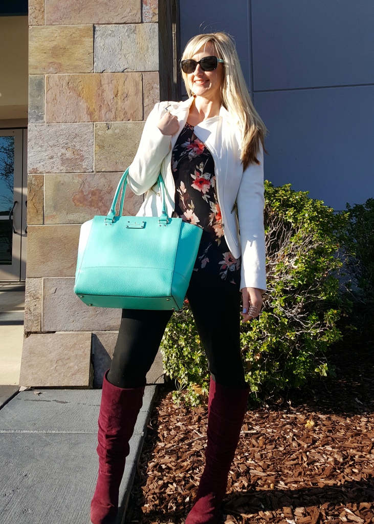 Light Layer With A White Spring Jacket from WHBM