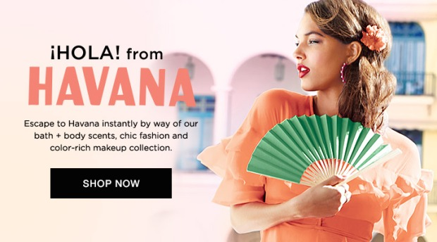Havana Instant Vacation Capsule Collection