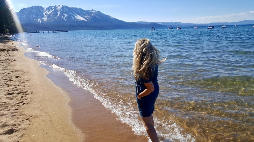 Week O'Nautical - The Perfect Lake Dress