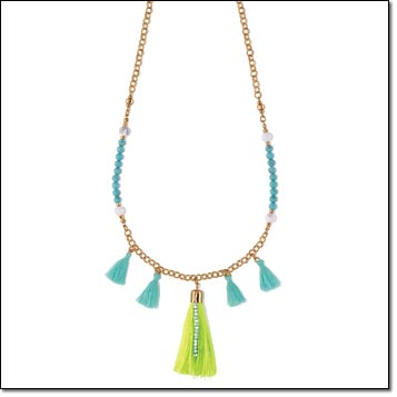 mark. Tropical Punch Necklace