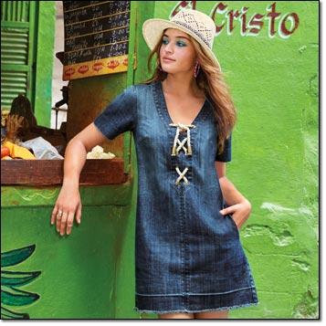 mark. Vintage Wash Dress
