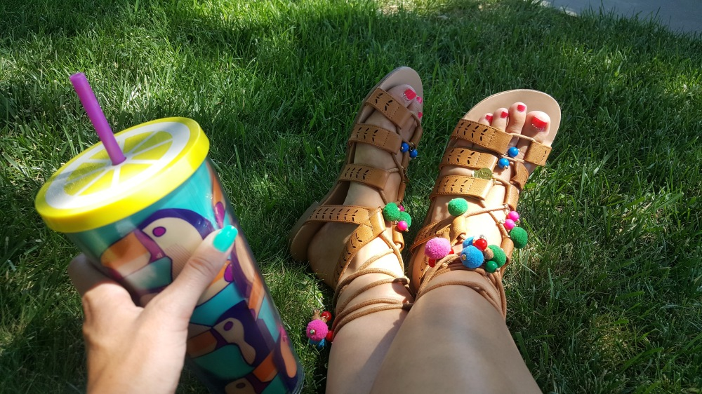 """The """"IT"""" Sandal Of The Summer"""