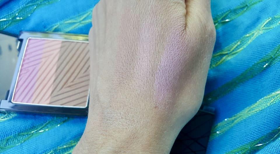mark. Havana Sol Blush Bronzer Swatch (shade)