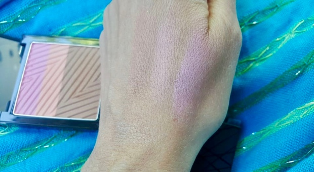 mark. Havana Sol Blush Bronzer Swatch (shade)