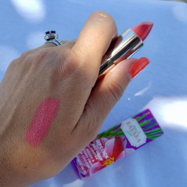 Lipclick in Mambo Swatch (shade)