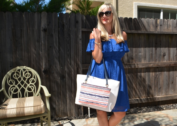 Nautical Take On Red White and Blue