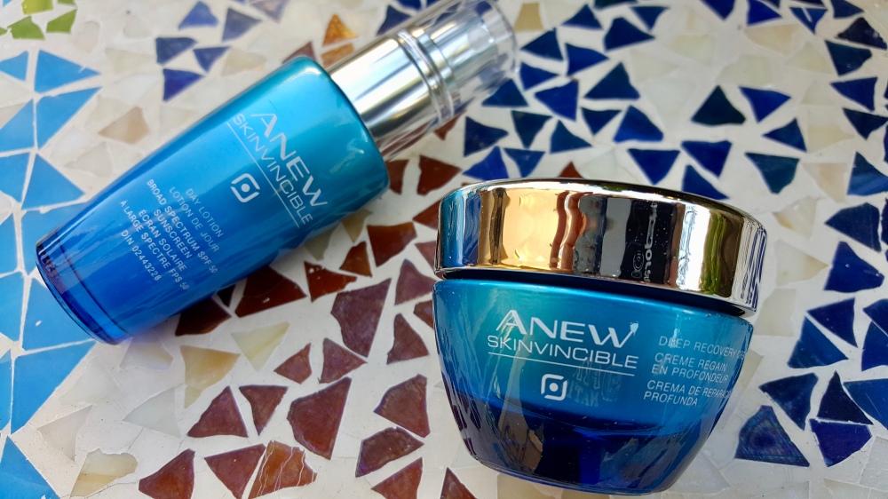 Avon Anew Skinvincible Day Cream