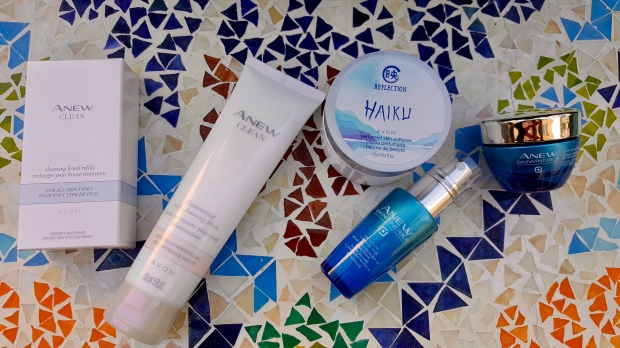 Haik Reflections Skin Softener and Anew Clean Cleanser