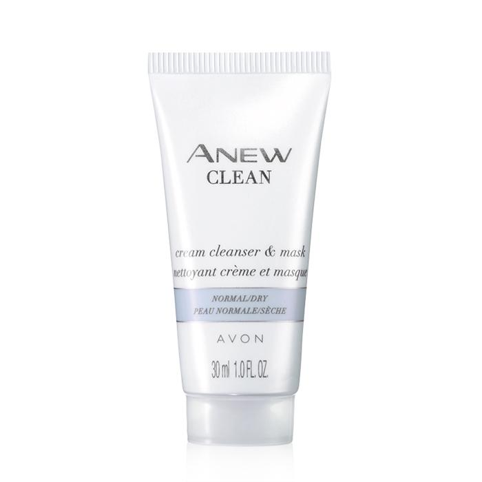 Anew Clean Cream Cleanser & Mask