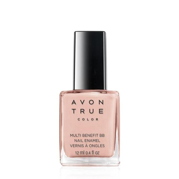 Avon True Color Multi Benefit BB Nail Enamel in Perfect Pink