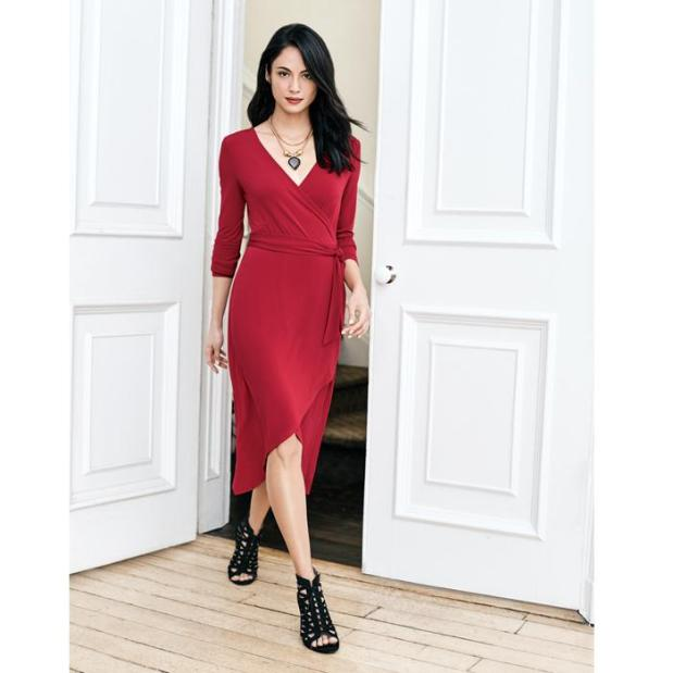 Avon Little Red Dress