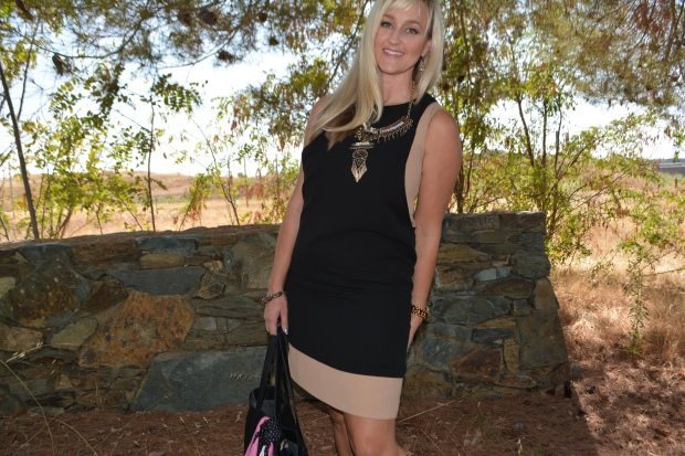 Luxe Dress For Fall
