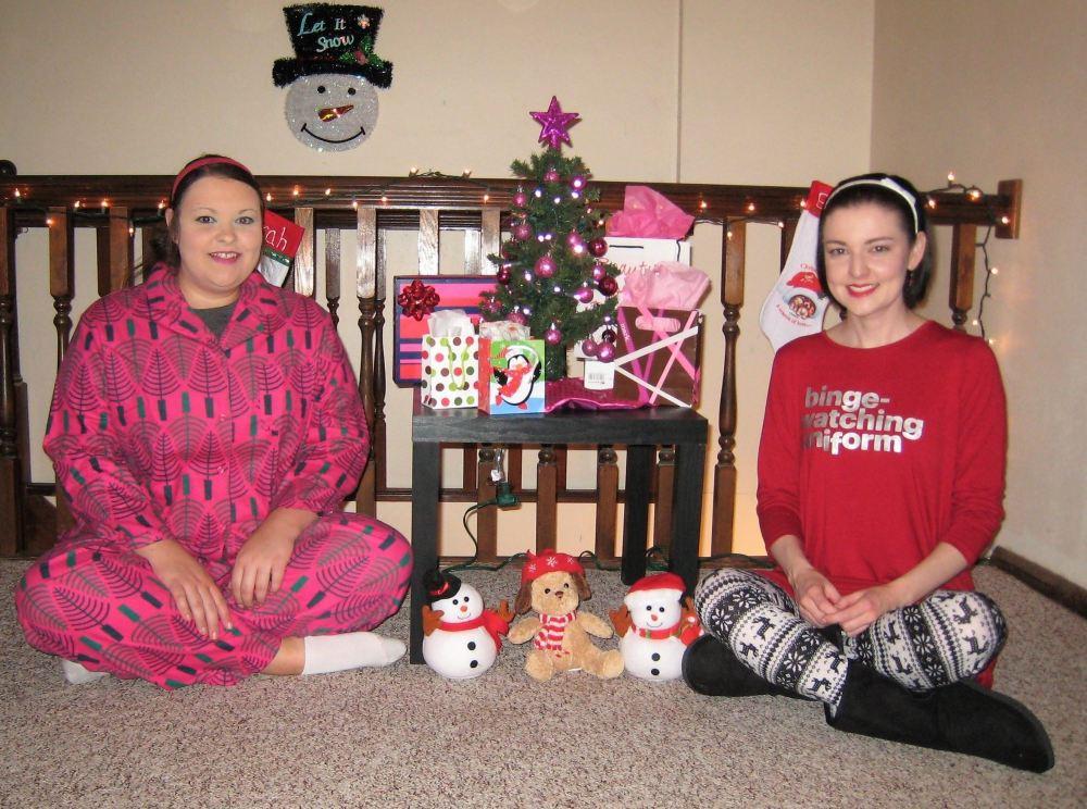 Erica and Sarah's Joyful Magical Beautiful PJ's