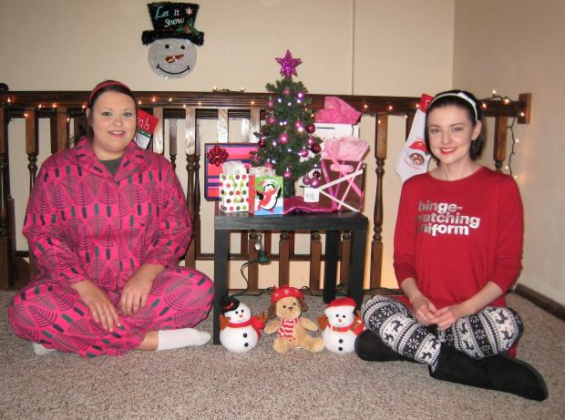 Erica and Sarah's Joyful Magical Beautiful PJ's