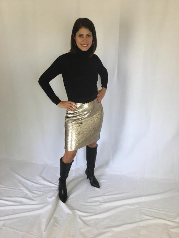 Natasha's Ultimate Holiday Skirt