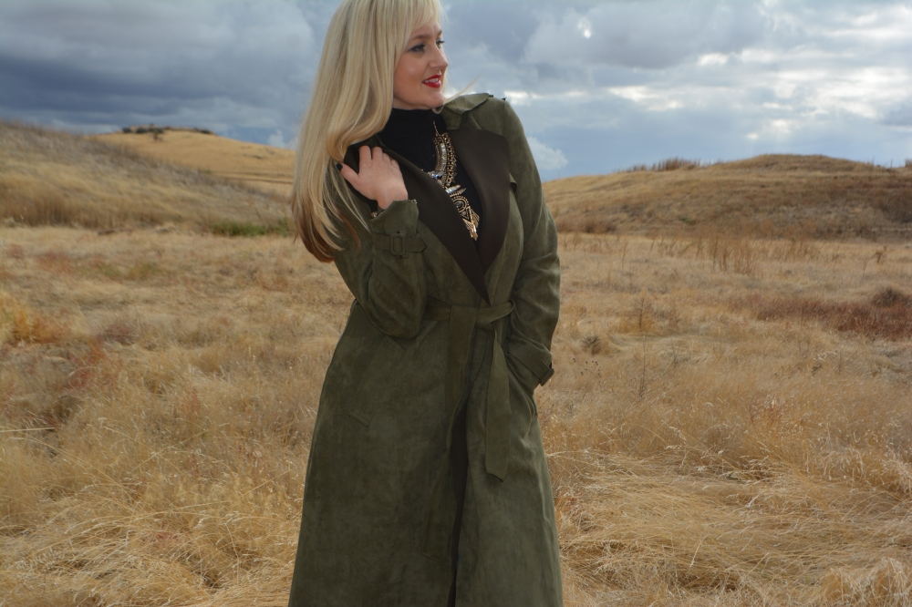 Classic Trench Style