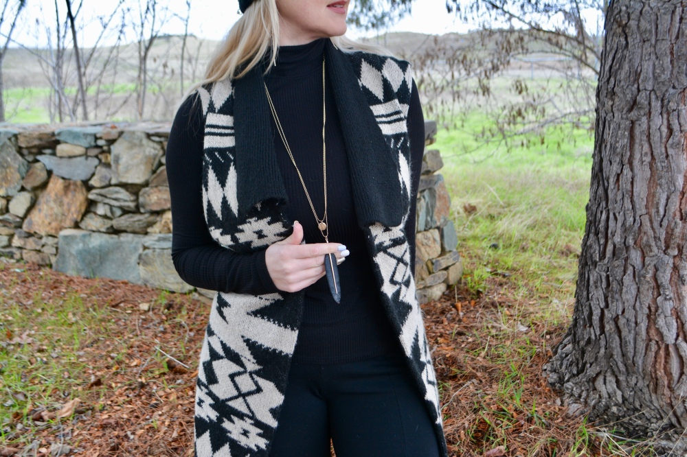 Layer A Knit Vest For Winter Wear