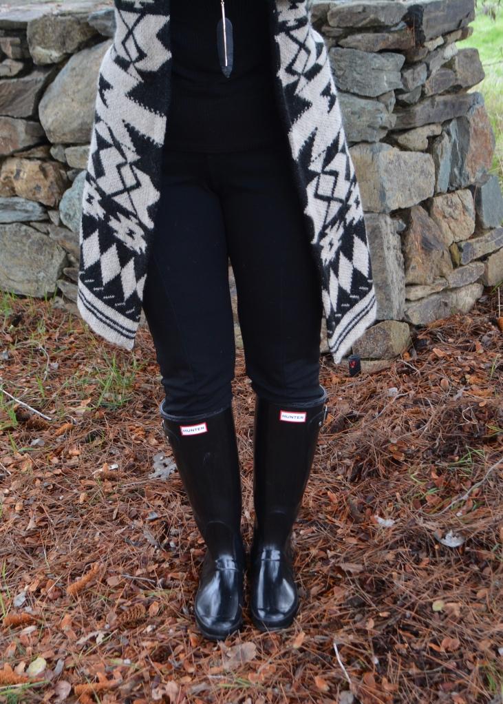 Winter Staple:  Hunter Boots