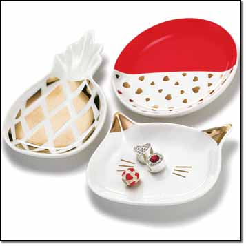 Darling Ring Dishes