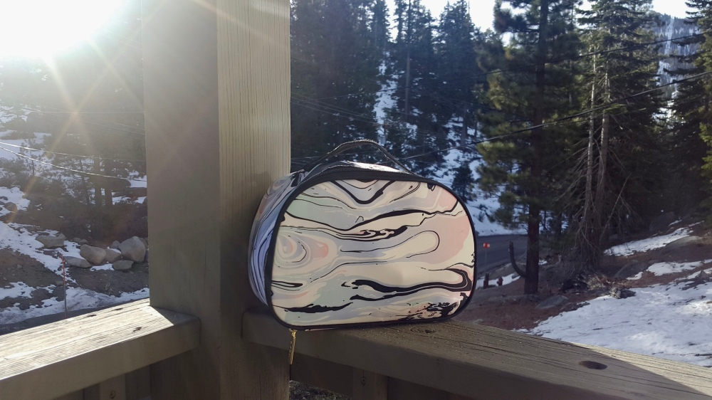 Take Me Traveling: Bag went to Tahoe with me!
