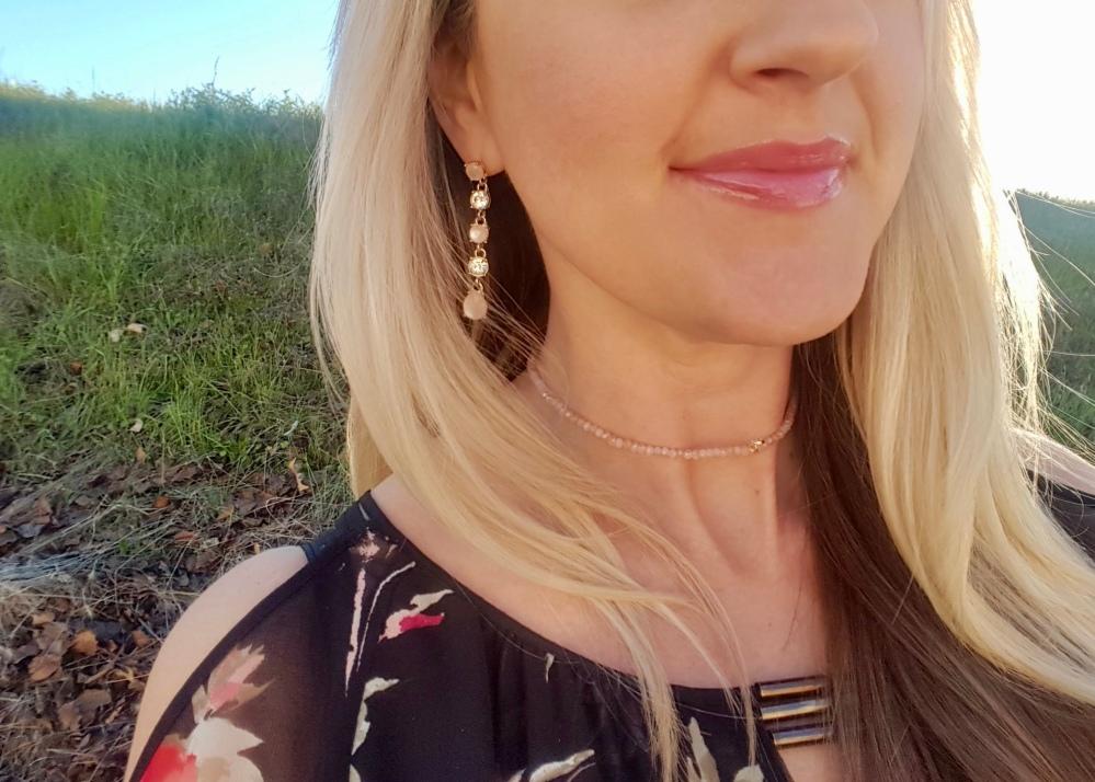 Lip Of The Week: Avon True Color Glazewear Lip Gloss in Darling Pink
